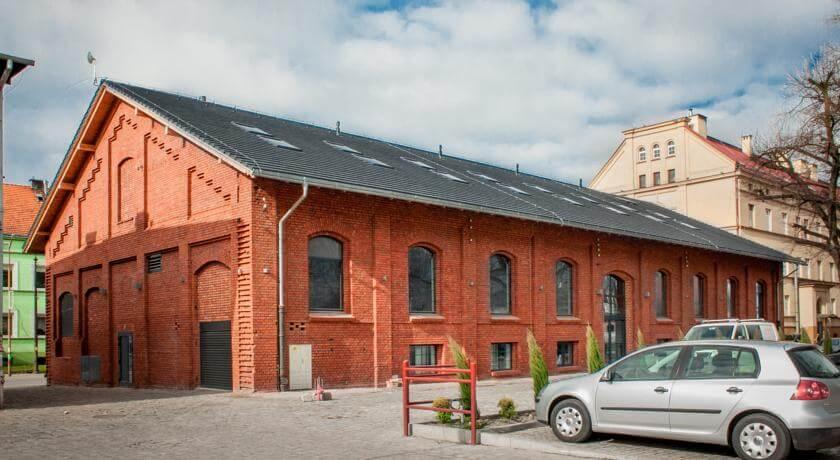 Przebudowa i renowacja budynku w Ołwie – Browar Probus